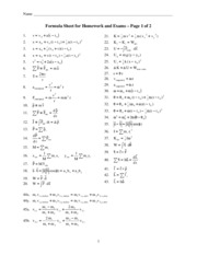 Formula20Sheet20for20Homework20and20