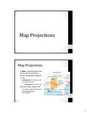 3-Map Projections