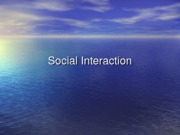 Social Interaction-6
