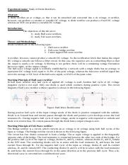 DEVICE LAB EXP 02(Study of Diode Rectifiers)-acs.docx