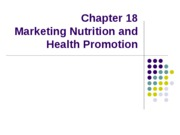 Chapter_18_Marketing_Nutrition_and_Health_Promotion