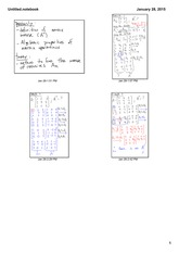 lecture 5 elementary matrices and a method for finding A inverse