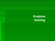 Mgmt3614wk6problem solving
