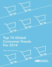 1005_Top 10 Global Consumer Trends for 2014 v1