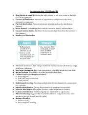 Entrepreneurship 1350- Chapter 13 Notes.docx