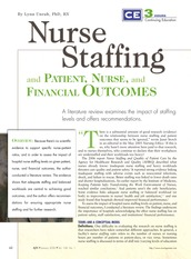 Nurse Staffing and Outcomes
