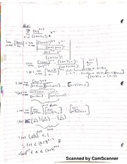 Math 151B Binomial Series Notes