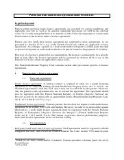 19383_Patent_and_trade_marks_licence_agreements_in_France