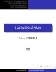 LECTURE 5 - JOINT ANALYSIS.pdf