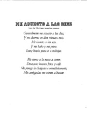 Spanish Notes Poetry  4