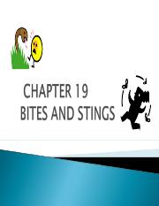 CHAPTER 19bites,stings.ppt