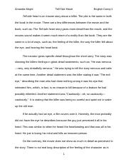 Tell Tale Heart Essay 2.docx