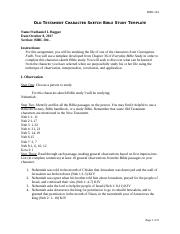 Old_Testament_Character_Sketch_Bible_Study_Template ...