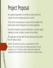 Project Proposal - 2
