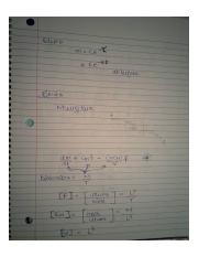 amath 250 notes Offered every fall, winter and spring term what are differential equations three hundred and fifty years ago, isaac newton wrote it is useful to solve differential equations.
