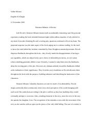 Review Essay Revised 12 2 16