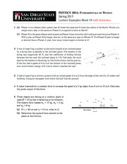 Phys180A_Spring2015_Sheet19withSolns