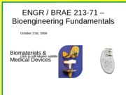 BRAE 213-F09 - Class 05 - Biomaterials & Medical Devices-updated