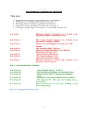 case study list- Management of Technology and Innovation (1).docx