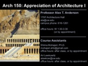 01_Arch150_introduction