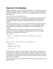 unit 9 cpp How to program in c++ should be created with a text editor and have the extension cpp is not a separately compilable unit may appear in a.
