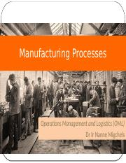 2015 OML college 6  manufacturing process.pptx
