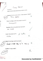 Bible Literature Lecture Notes 1