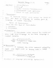 COMPILER DESIGN CLASS NOTES(gate2016.info)