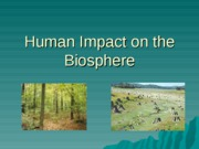 lecture(Human_Impact_Environment)