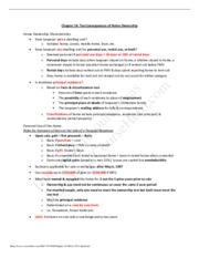 Chapter 14 Notes 2011 - Students
