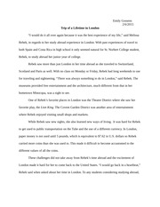 Writing about your partner story 2/6