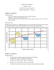 Tutoral 10 solutions - Chapter 10
