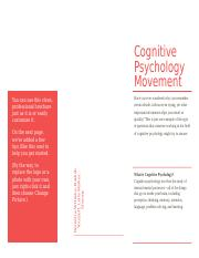 Cognitive Psychology Movement Brochure (2).docx