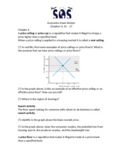 ECON 101 - Final Review Package