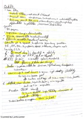 HP Ch. 9 Notes