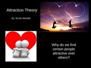 Attraction Theory Presentation