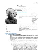 Albert Einstein- Notes.docx