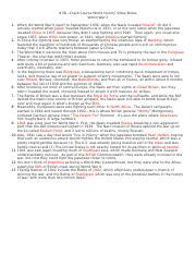 crash course world history worksheet answer key