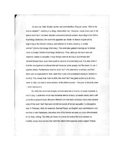 word paper rough draft