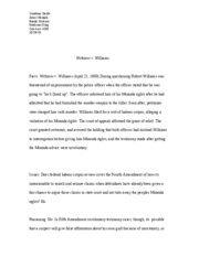 withrow v. williams brief