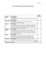Contemporary_Issue_Paper_Grading_Rubric(1).doc