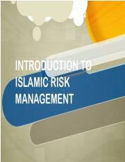 ISLAMIC RISK MANAGEMENT-CHAPTER 1.pdf