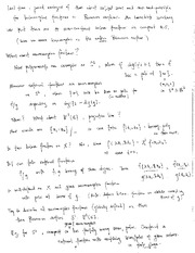 lecture 18 on Complex Analysis