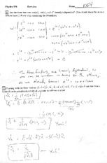 Worksheet 9 Solution