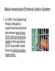 Black Americans in prisons.pptx