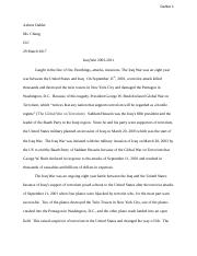 Iraq War Research Essay.docx