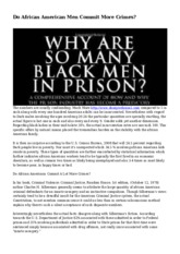 231855752-Do-African-American-Men-Commit-More-Crimes