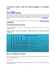 Crontab in Linux with 20 Useful Examples to Schedule Jobs.pdf