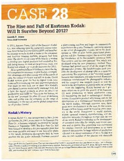 CASE 28 the_rise_and_fall_of_kodak