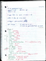 FRN 120 p8 Class Lecture Notes